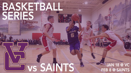 VC/Saints Basketball Series Supports KidSport