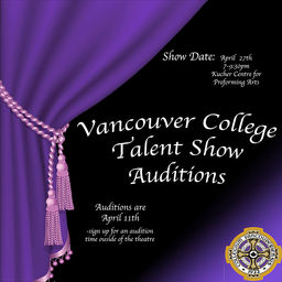 VC Talent Show Auditions