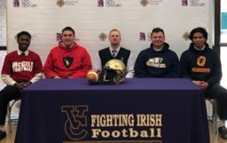 VC Football Signings