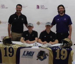 VC Lacrosse Signings