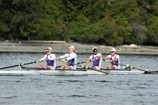 Quadruple Scull and Coxless Four ... - Edmonton Rowing Club